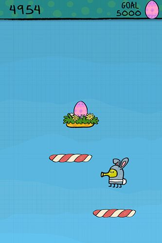Doodle jump: Easter for Android