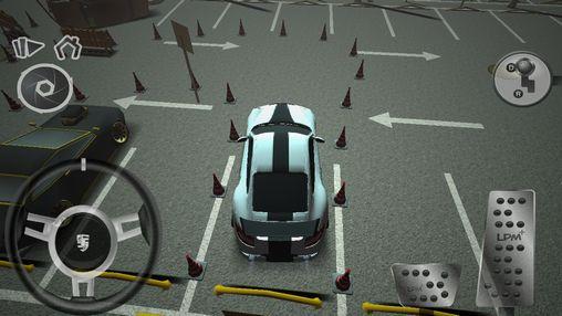 Simuladores Real car parking para teléfono inteligente