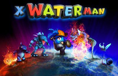 логотип Водяной