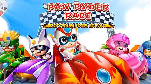Paw ryder race: The paw patrol human pups captura de pantalla 1