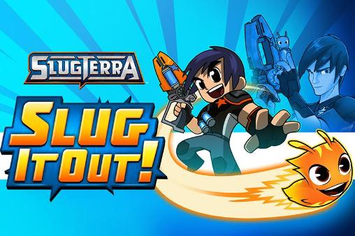 logo Slugterra: Slug it out!