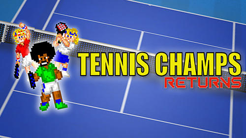 Tennis champs returns скріншот 1