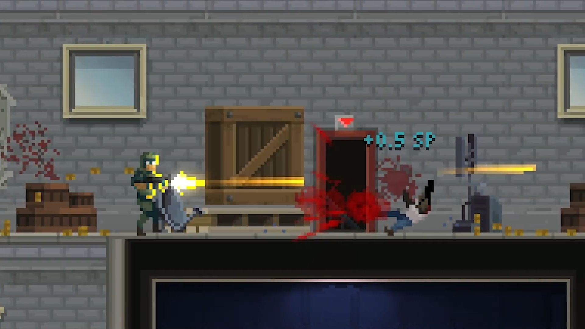 Door Kickers: Action Squad スクリーンショット1