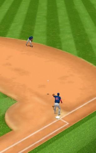 Sportspiele Tap sports baseball für das Smartphone