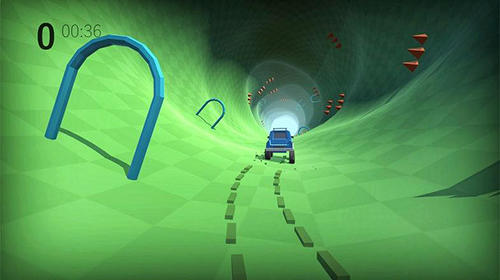 Lost driver: Endless tunnel für Android