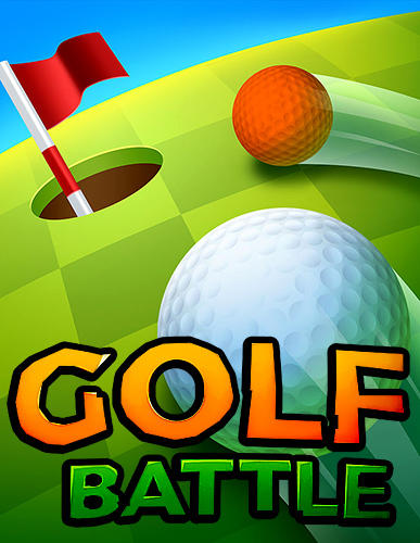 Golf battle by Miniclip.com captura de pantalla 1