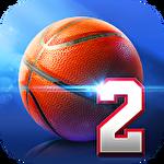 Slam dunk basketball 2 Symbol