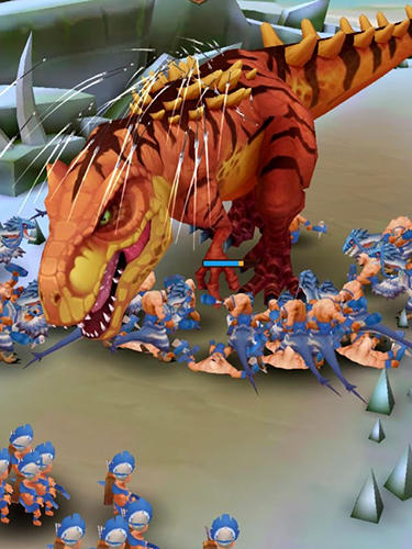 Jurassic tribes for Android