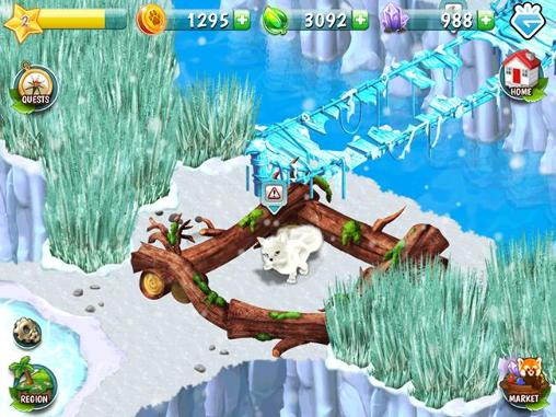 Animal voyage: Island adventure für Android