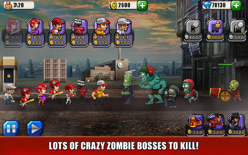 Baseball vs zombies returns für Android