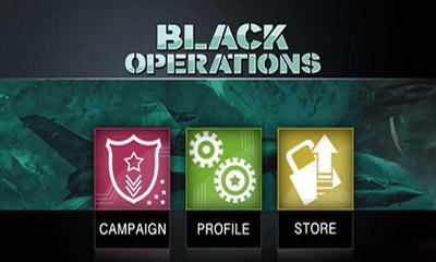 Black Operations Symbol