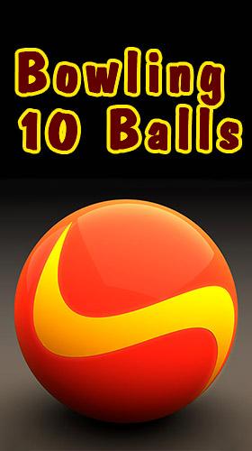 Bowling 10 balls capture d'écran 1