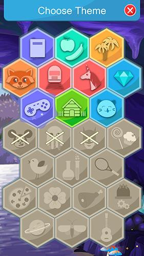 Logic games Magic pairs: Super memory for smartphone