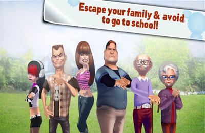 Arcade-Spiele: Lade Frecher Junge - Spannen und Schiessen auf dein Handy herunter