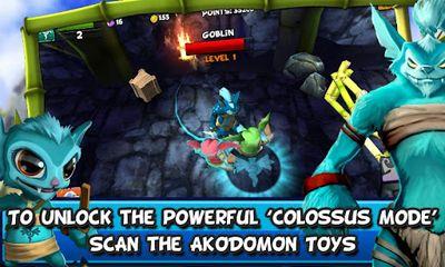 Akodomon Screenshot