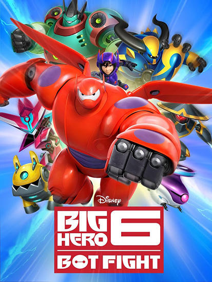 Screenshot Big Hero 6: Bot Kampf auf dem iPhone