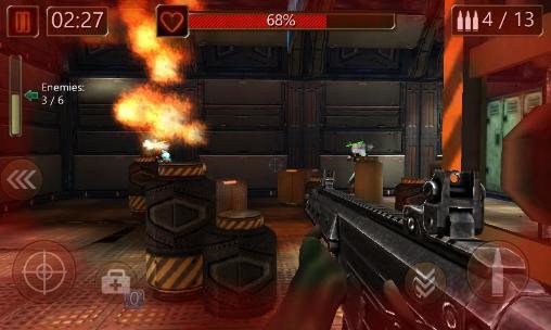 Modern commando: Sniper killer. Combat duty Screenshot