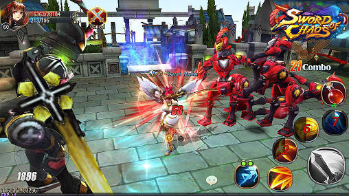 Sword of chaos screenshot 1