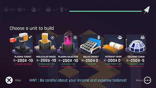 The colony quest: Last hope Screenshot
