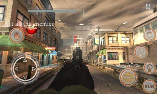 Underworld: City crime screenshot 1
