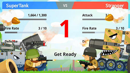 Super tank rumble для Android