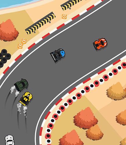 Pocket racing by Potato play auf Deutsch