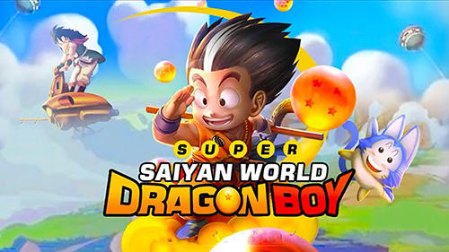 Super saiyan world: Dragon boy icono