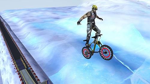 AEN downhill mountain biking Screenshot