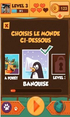 Arcade Animal Story for smartphone