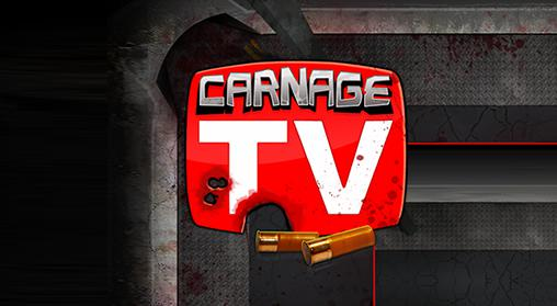 Carnage TV icône