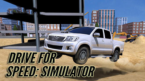 Drive for speed: Simulator скріншот 1