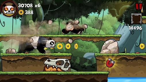Panda run by Divmob para Android