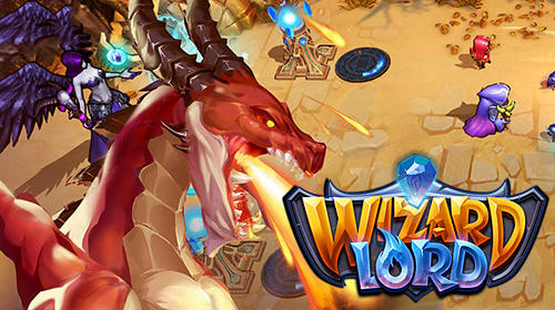 Wizard lord: Cast and rule capturas de pantalla