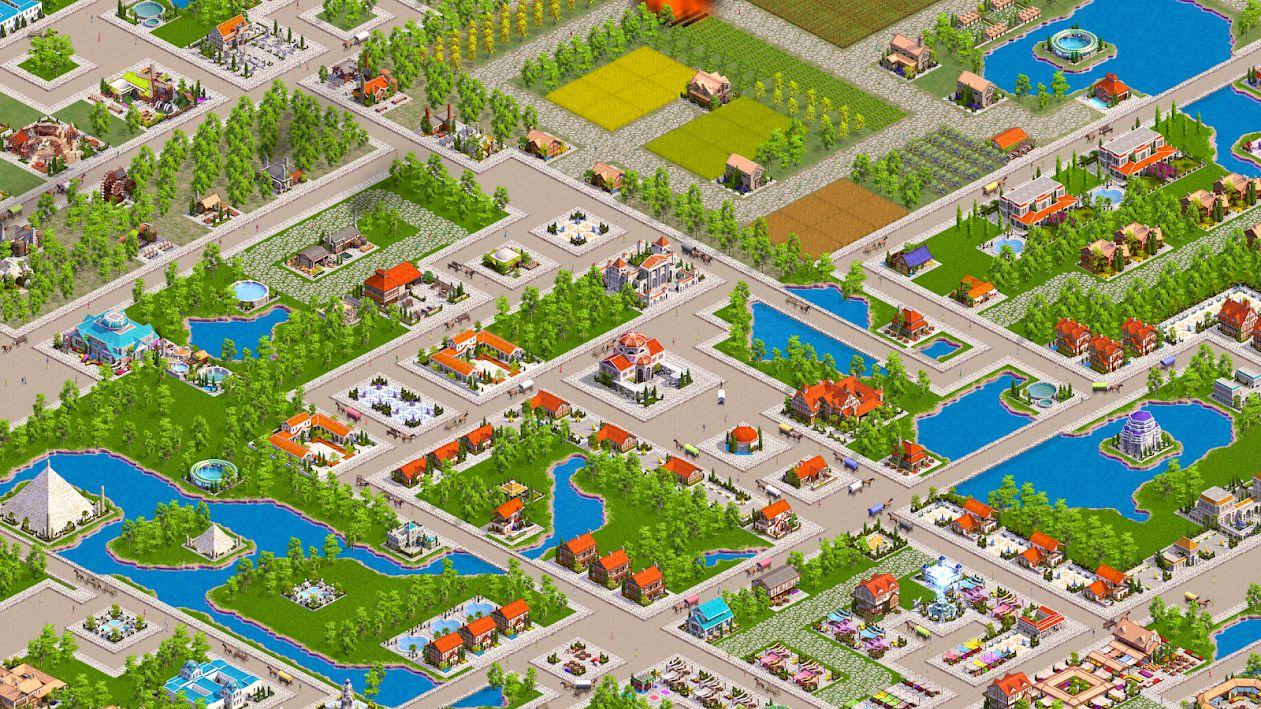 Designer City: Empire Edition скриншот 1