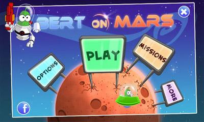 Bert On Mars Symbol