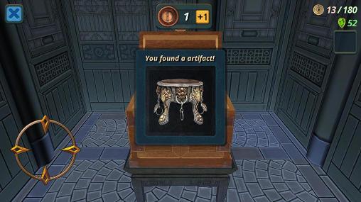 Relic seeker: 3D maze für Android
