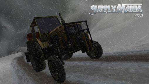 Supply mania hills icono