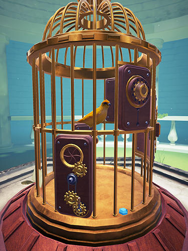 The birdcage: A mystery puzzle game für Android