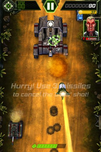 Screenshot Tank Invaders: Krieg gegen den Terror auf dem iPhone