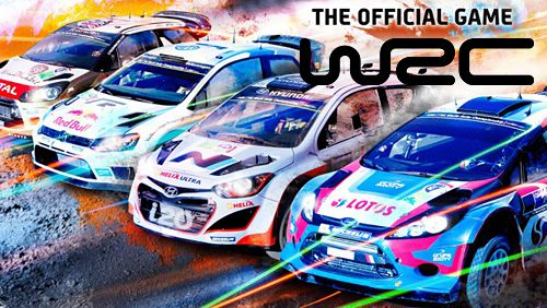 logo Carreras internacionales de rally: Juego oficial