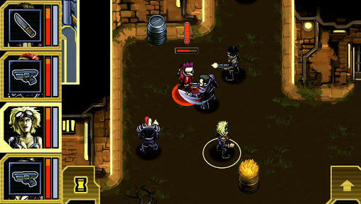 RPG Cyberlords: Arcology pour smartphone