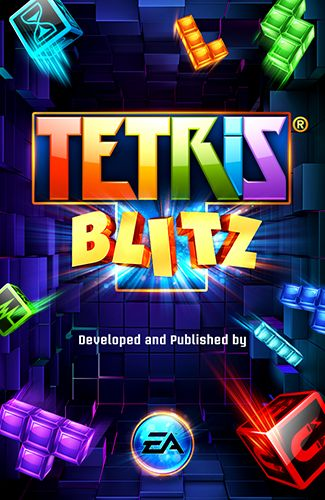 Tetris blitz captura de pantalla 1