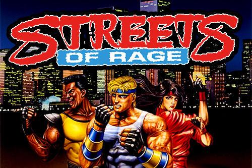 Streets of rage classic скриншот 1