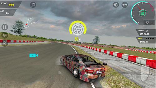 Дрифт игры Xtreme drift 2 на русском языке
