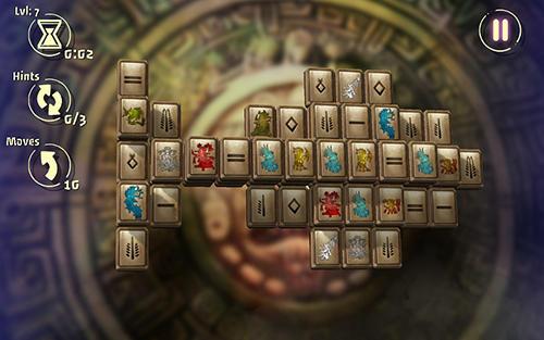 Divinerz: Mahjong auf Deutsch