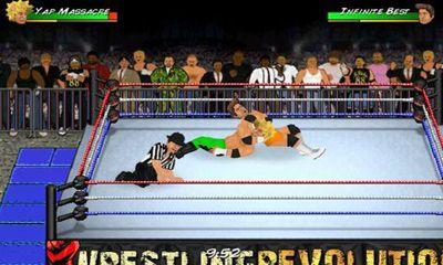 Wrestling Revolution para Android