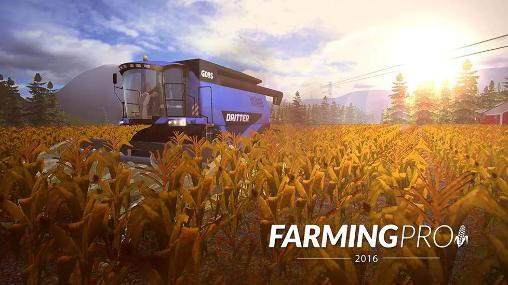 Farming pro 2016 screenshot 1