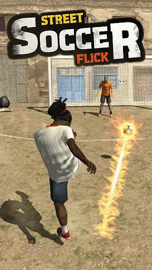 Street soccer flick Screenshot
