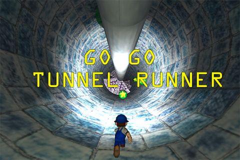 logo Adelante, corredor de túnel