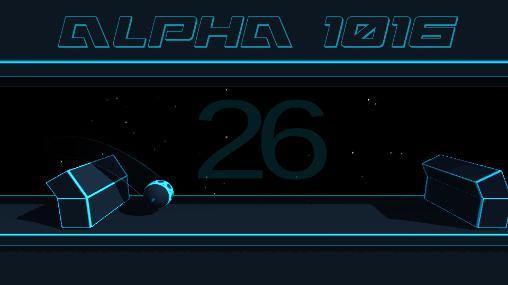 Alpha 1016 auf Deutsch